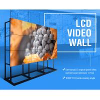 Cheap 3810x2160 HD 4K Lcd Wall Display Screen 65'' Large Format Seamless 3x3 OLED TV Monitor wholesale