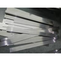 "Cheap HIP Sintered STB Cemented Carbide Wear Strips 320 330 310 6"" X12x2 Customized Size wholesale"