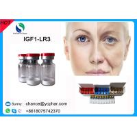 Cheap Injection Pepides IGF-1 LR3 For Anti-aging and Fat Loss IGF LR3 HGH Growth Hormone CAS 946870-92-4  Anti-wrinkle wholesale