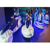 Shopping Malls 9D VR Driving Simulator , Cool Appearance Car VR Motion Simulator