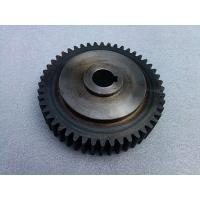 Cheap Brass / Carbon Steel Gear Hobbing Services For Machinery equipment , gearbox wholesale