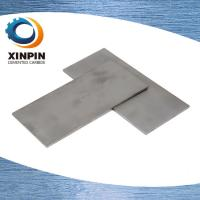 Cheap Wood Working Square Tungsten Carbide Plate High Hardness Chemical Resistance wholesale