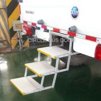 Cheap Electrical triple foldable bus door step,electrical retractable bus foot step(EBS200T) wholesale