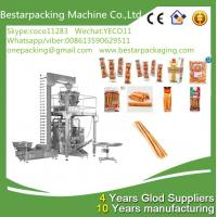 Buy cheap Bestar Weighting filling wrapping machine for finger sticks, Parmesan Breadstick from wholesalers