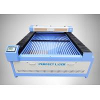 Cheap Hermetic And Detached Tube CO2 Laser Engraving Machine , Leather wood laser cutting machine wholesale