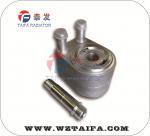 Cheap 4526544 LAND ROVER OEM 05-09 LR3-Engine Oil Cooler for sale