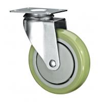 "Buy cheap 5"" Polyurethane PU Caster Wheel Swivel For Case Carts And Utility Carts from wholesalers"