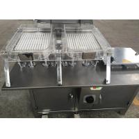 Cheap Low Power Consumption Empty Capsule Filler Semi Automatic JNG-255 Medical Use wholesale