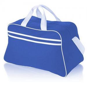 Cheap Fashion Custom Duffle Bags Zip Closure , Heavy Duty Canvas Travel bag wholesale