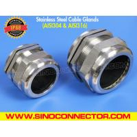 Buy cheap IP68 PG Metric Stainless Steel Cable Glands (Prensaestopas de acero inoxidable) from wholesalers