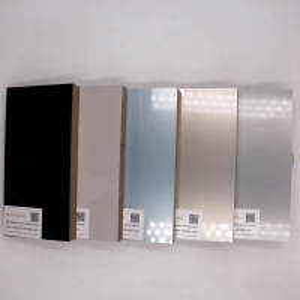 Buy cheap High gloss Acrylic sheet faced mdf board E0 grade from wholesalers