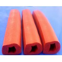Cheap Durable Heat Resistant Rubber Tubing With Customized Logo , Sponge Foam Material wholesale
