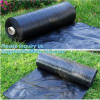 Cheap Anti-UV Landscape Fabric PP Woven Agricultural Weed Control,PP Woven Landscape Fabric Garden Weed Barrier Mat, bagplasti wholesale