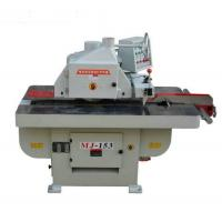 Cheap mj153 multi-speed automatic single blade rip saw wood cutting machine wholesale