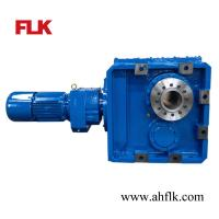 Cheap Standard Helical Spiral Bevel Gear Box with Involute Spline Hollow Shaft wholesale