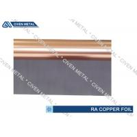 Cheap Treaded RA Electrodeposited Copper Foil Thick Copper Plate For Fpc wholesale