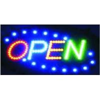 Cheap LED sign LED OPEN sign for sale
