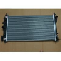 Cheap Opel Buick Full Aluminium Cooling Radiators , Auto Aluminum Radiator 13241722 1300288 wholesale