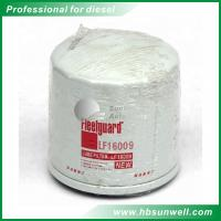 Cheap Original/Aftermarket High quality Diesel Engine Parts Oil Filter Fuel Filter LF16009 wholesale