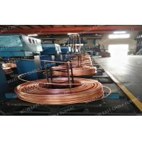 Buy cheap High Effect Continuous Caster Machine / Copper Continuous Casting Machine from wholesalers