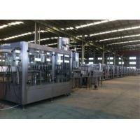 China Automated Fruit Juice Beverage Production Line Packaging Conveyor Systems on sale