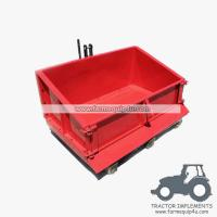 Cheap TTB210 - Farm equipment tractor 3point hitch transport box,link box wholesale