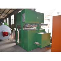 Cheap Waste Paper Egg Tray Pulp Forming Machine , Egg Box Making Machine wholesale