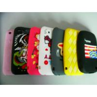 Cheap Slip Resistant  Colorful Cell Phone Silicone Cases With Personalized Logo wholesale