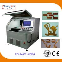 Buy cheap Industrial PCB UV / CO2 Laser Depaneling Machine 10/12/15/18W from wholesalers