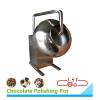 Cheap SSS304 Material Chocolate Coating Equipment For Chocolate Beans 1 Year Warranty wholesale