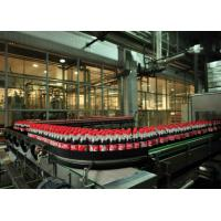 Cheap Soda Beverage Production Line Automatic 200-600 Cans Per Minute Fast Speed wholesale