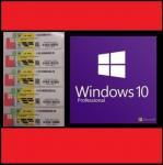 Cheap OEM Version Windows 10 Pro Key Code COA Stickers With Lifetime Warranty wholesale