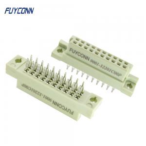 Cheap 5 10 15 Press Pin 2*10P 20pin 2rows European DIN41612 Connector wholesale