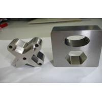 Cheap Accuracy Precision Mold Parts CNC Wire Cutting Process And Grinding Services wholesale