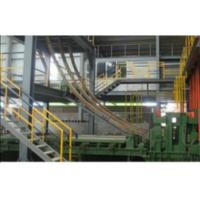 Cheap Industrial Steel Continuous Billet Casting Machine 30000 - 50000 T/Y Capacity wholesale