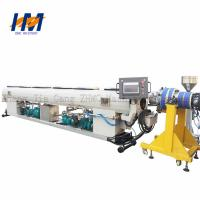 Cheap Double Screw Double Wall Corrugated Pipe Extrusion Line ISO / CE Certified wholesale