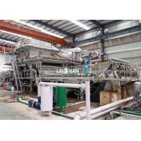 China 20TPD Toilet Paper Making Machine Waste Paper Recycling Machine Energy Saving on sale
