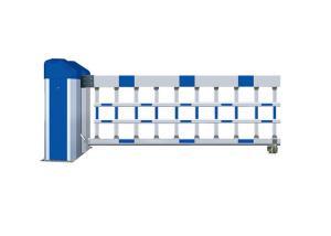 Cheap 6m Boom Parking Management Airborne Sliding Gate 250W wholesale