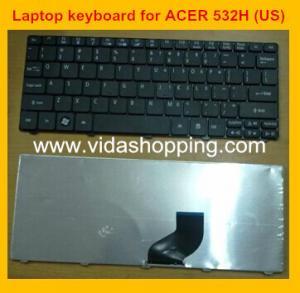 New Laptop Keyboard/wireless keyboard for Acer Aspire one 532H AO532H 521 D255 notebook keyboard