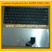Quality New Laptop Keyboard/wireless keyboard for Acer Aspire one 532H AO532H 521 D255 notebook keyboard wholesale