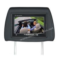 Buy cheap 7 inch car Headrest TFT LCD monitor from wholesalers