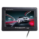 "Cheap 7"" HD Car Rear View Camera Monitor , Rear View Camera Screen Built In Speaker wholesale"