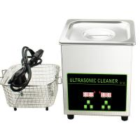 Cheap Table Top Ultrasonic Cleaner Machinery For Jewelry / Machine Parts / Watch wholesale