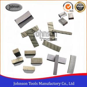 Cheap Circular Saw Blade 300 - 3500mm Diamond Segment For Marble , Ganite , Sandstone Cutting wholesale