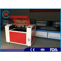 Cheap 40W Co2 Wood Laser Cutting Machine , Portable Laser Cutting And Engraving Equipment wholesale