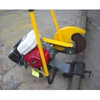 Cheap China Coal Gasoline Rail Cutting Machine wholesale