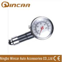 Cheap Portable Tire Inflator Digital Tire Pressure Gauge , Mini precision tire pressure gauge wholesale