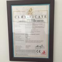 Shandong Fudong Automobile Co.,Ltd Certifications