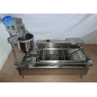 Cheap T-100 Commercial 2 Rows Fully Automatic Donut Fryer Making Machine wholesale