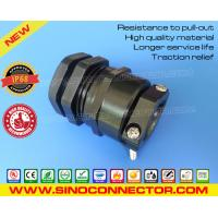 Cheap Nylon (Plastic) Cable Gland IP68 with Traction Relief / Strain Relief / Stress Relief wholesale